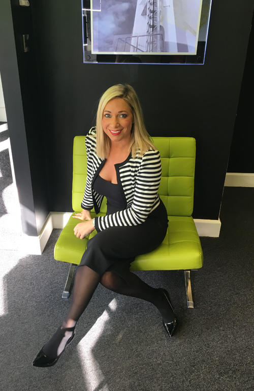 Jodie Day, Managing Director